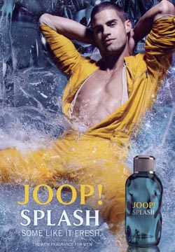 "CHAD WHITE FOR JOOP ""SPLASH"""