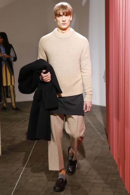 Acne, Menswear, Fall Winter, Paris, 2014