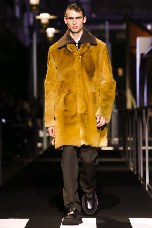 Kenzo, Menswear, Fall Winter, Paris, 2014