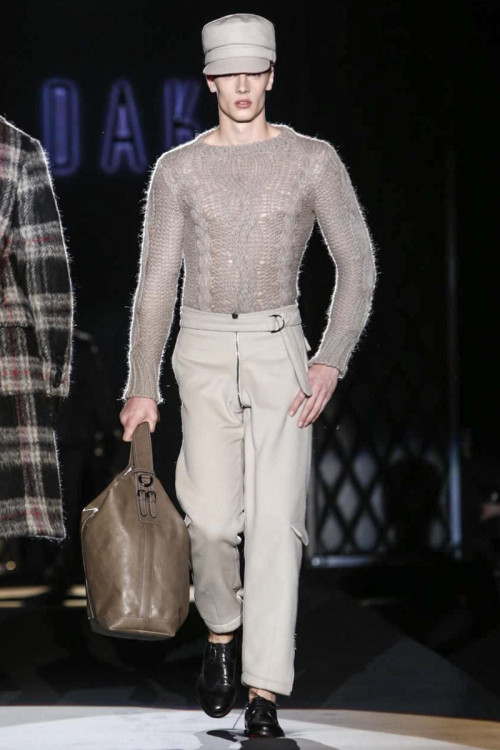 Daks Menswear Fall Winter 2015 in Milan