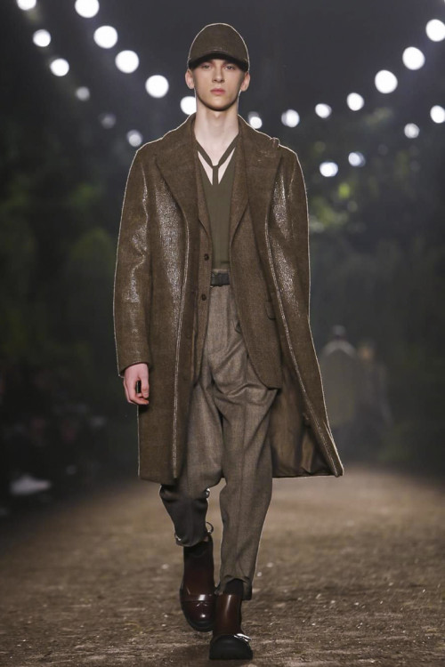 Ermenegildo Zegna, Menswear Fall Winter 2015 Collection in Milan