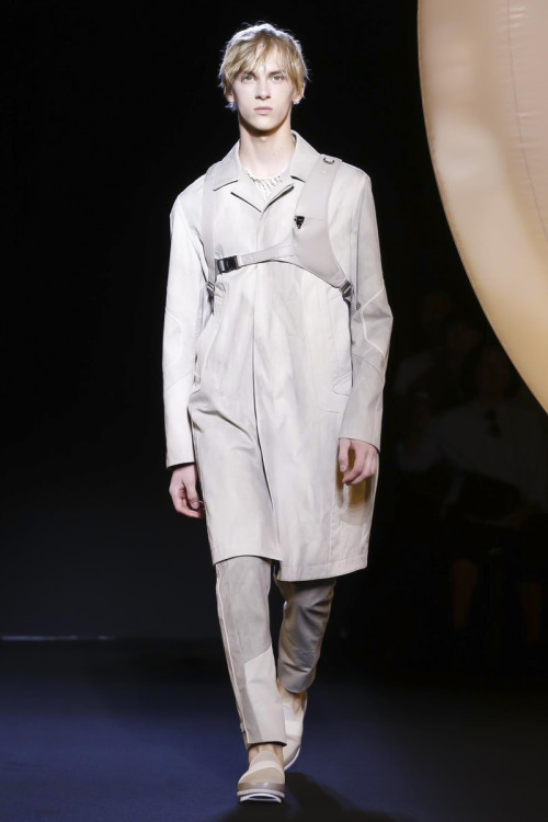 Wooyoungmi Collection Spring Summer 2016 Menswear in Paris