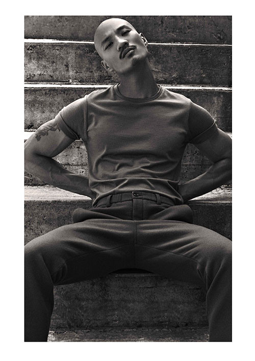 Paolo Roldan for Risbel Magazine