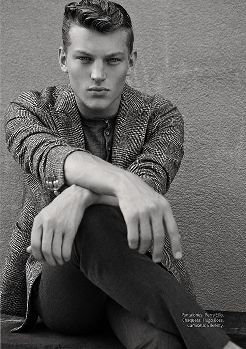 Sebastian Sauve for Risbel Magazine