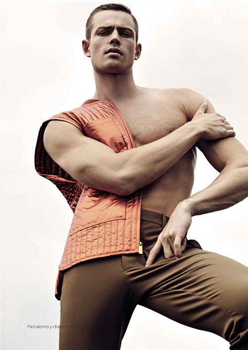 Tom Barker for Risbel Magazine
