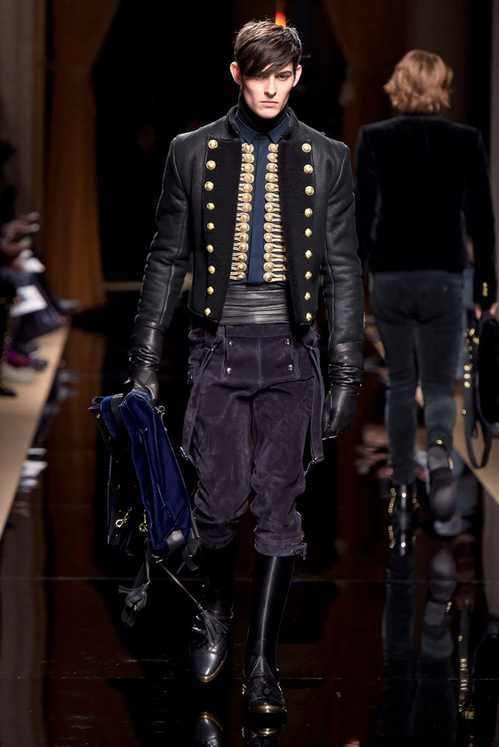 Founded in , the Parisian fashion house of Balmain imbues its collections with a strong, confident look. You'll find power jackets and jeans, draped tops and tees, and body-con dresses – plus accessories from sneakers, to high-heels, to handbags – all done in the brand's high-luxury, youthful glamor.