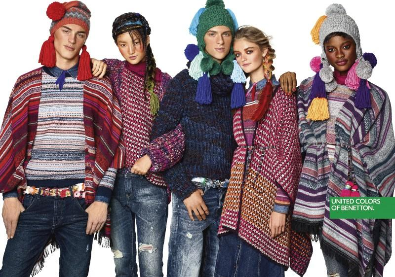 Dominik Sadoch & Kit Butler for United Colors of Benetton by Giulio Rustichelli