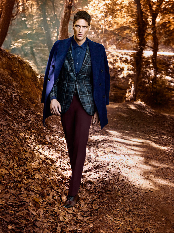 Fabio Mancini for Sarar Fall Winter 2016 Lookbook
