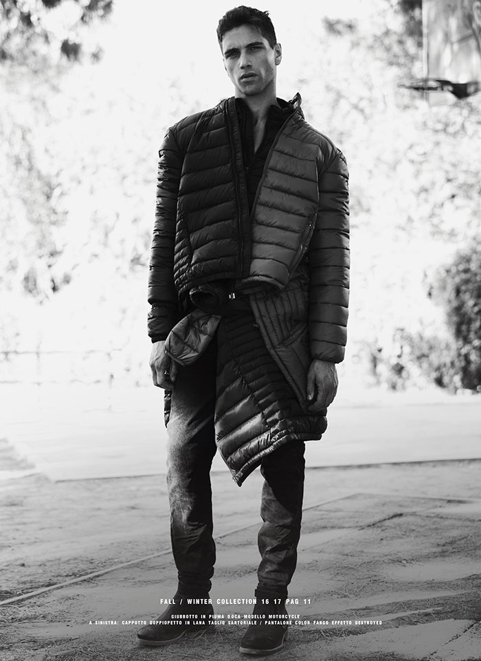 Fabio Mancini for Victor Cool Fall Winter 2016 Men's Collection