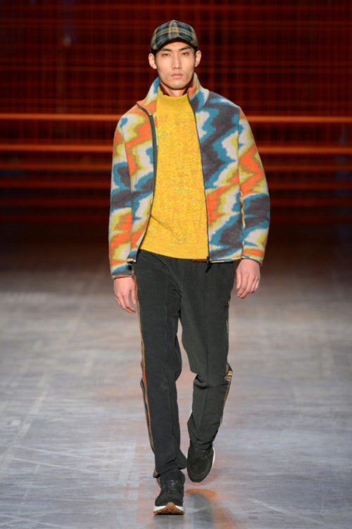 Missoni Milan Men's Fashion Week 2017