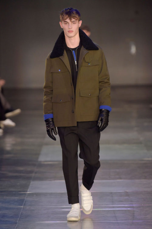 Ami Alexandre Mattiussi Paris Men's Fashion Week 2017