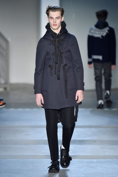 No. 21 Milan Men's Fashion Week 2017