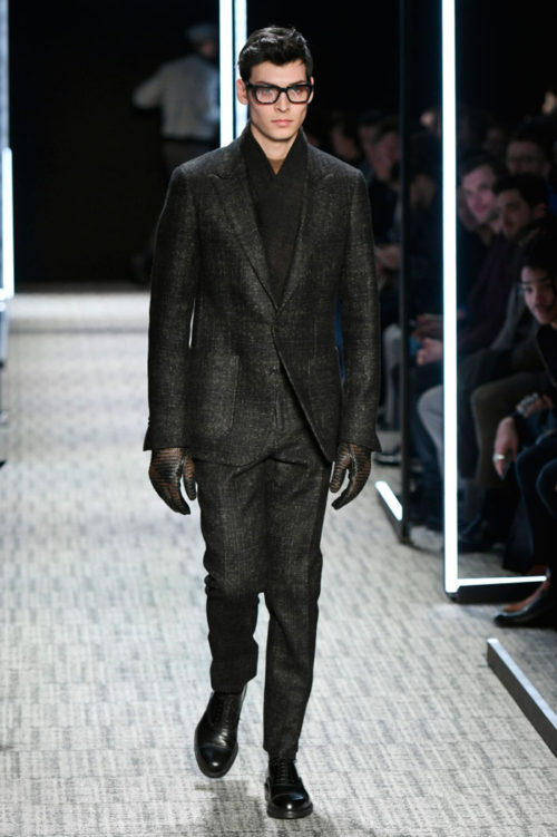Cerruti Paris Men's Fashion Week 2017