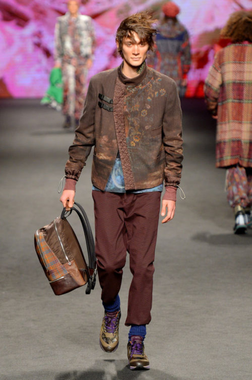Etro Milan Men's Fashion Week 2017
