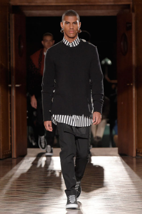 Givenchy Paris Men's Fashion Week 2017