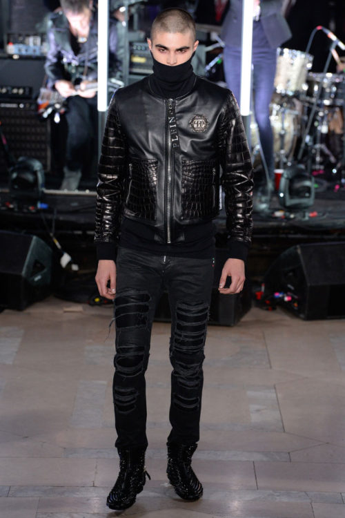Philipp Plein NYFW Fall 2017 RTW
