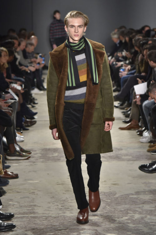 Todd Snyder Men's Fall 2017 NYFWM