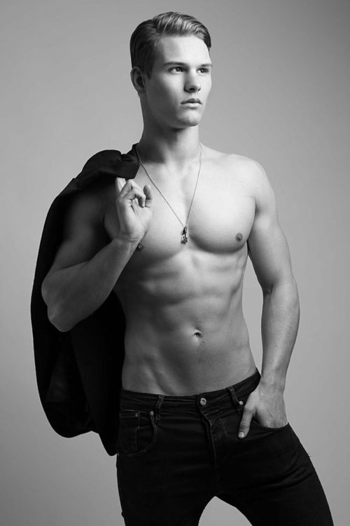 MMScene Online Exclusive Austin Scoggin by James Thor