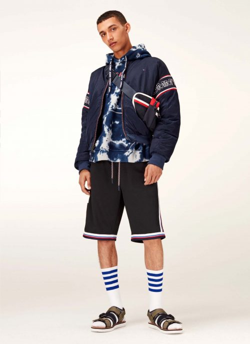 """f20eccc1 ... Hilfiger """"Tommy Jeans"""" New Spring/Summer 2018 Menswear Collection.  Posted on December 9, 2017. Jackson Hale. Jackson Hale"""